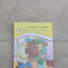 Livres: CUENTOS BILINGÜES LA BELLA Y LA BESTIA (EVEREST). Lote 212726372