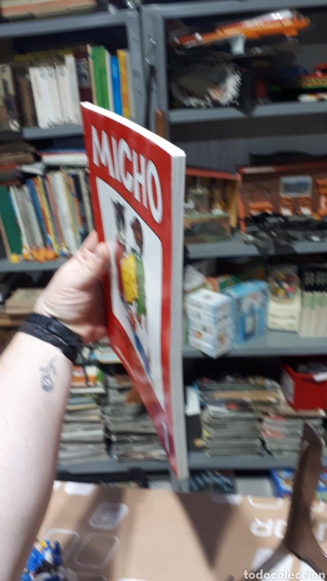 Libros: PRIMERA CARTILLA DE LECTURA MICHO 1 EDITORIAL BRUÑO IMPOLUTO COMO DE FÁBRICA - Foto 3 - 212741040