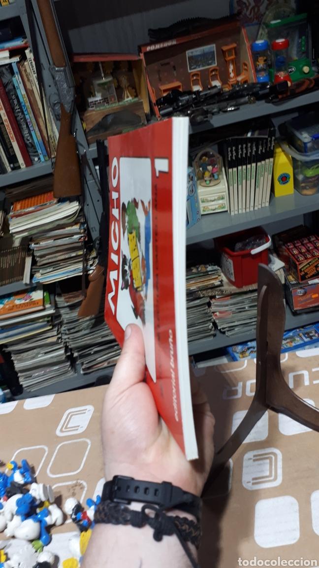 Libros: PRIMERA CARTILLA DE LECTURA MICHO 1 EDITORIAL BRUÑO IMPOLUTO COMO DE FÁBRICA - Foto 4 - 212741040