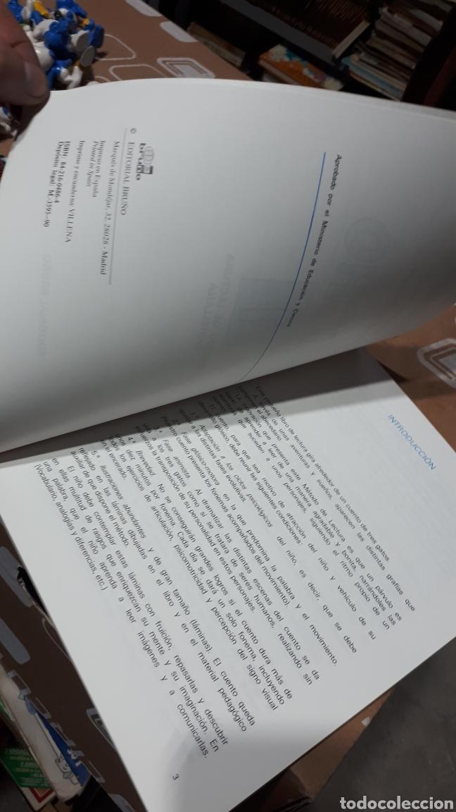 Libros: PRIMERA CARTILLA DE LECTURA MICHO 1 EDITORIAL BRUÑO IMPOLUTO COMO DE FÁBRICA - Foto 7 - 212741040