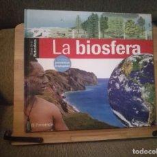 Livres: LA BIOSFERA: GUÍAS DE LA NATURALEZA. Lote 214752001