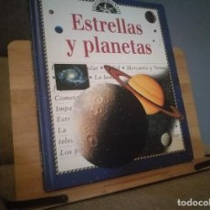 Libros: ESTRELLAS Y PLANETAS. Lote 215294532
