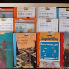 Libros: 12 LIBROS EL BARCO DE VAPOR. Lote 217214747