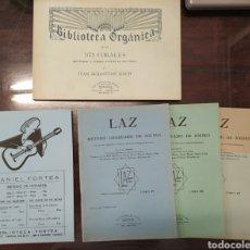 Libros: LOTE DE LIBROS DE MÚSICA Y SOLFEO. Lote 217332006