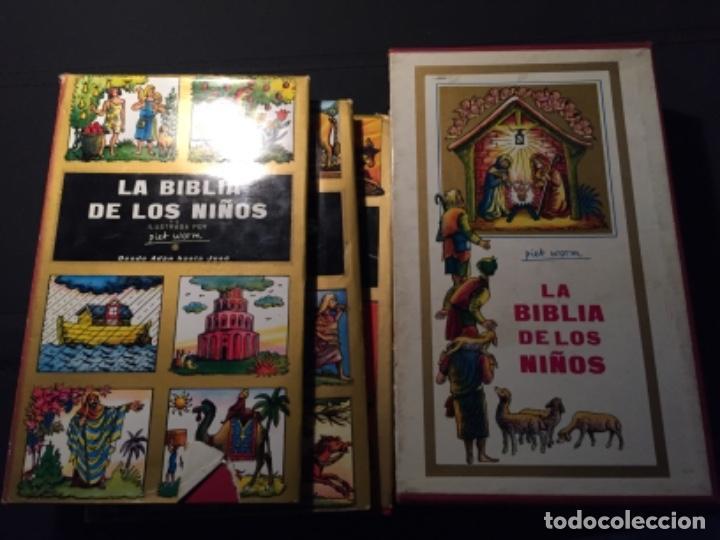 LA BIBLIA NIÑOS 3 TOMOS (Libros Nuevos - Educación - Aprendizaje)