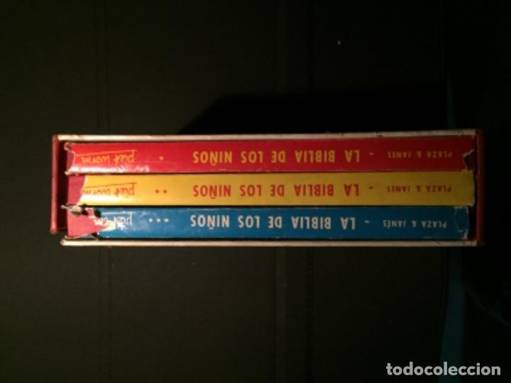 Libros: La biblia niños 3 tomos - Foto 2 - 217344075