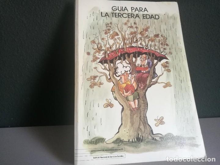 GUÍA PARA LA TERCERA EDAD (Libros Nuevos - Educación - Aprendizaje)