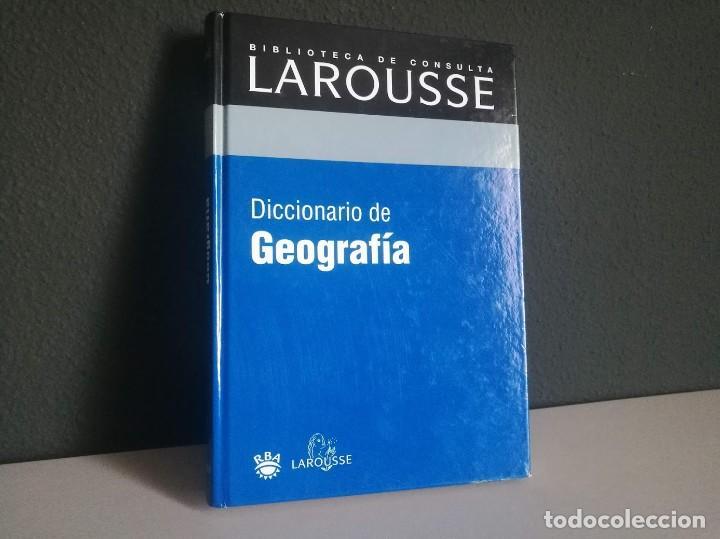 DICCIONARIO DE GEOGRAFÍA (Libros Nuevos - Educación - Aprendizaje)