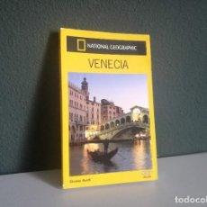 Livros: VENECIA (NATIONAL GEOGRAPHIC). Lote 218210637