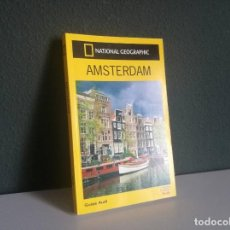 Libros: AMSTERDAM (NATIONAL GEOGRAPHIC). Lote 218210806