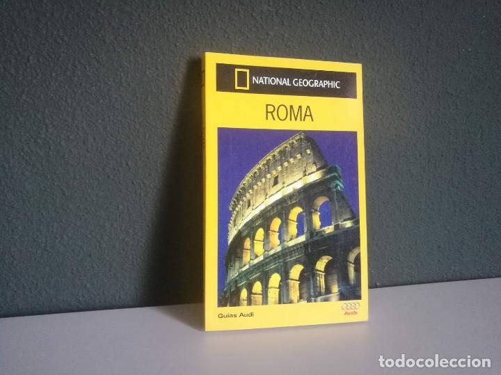 ROMA (NATIONAL GEOGRAPHIC) (Libros Nuevos - Educación - Aprendizaje)
