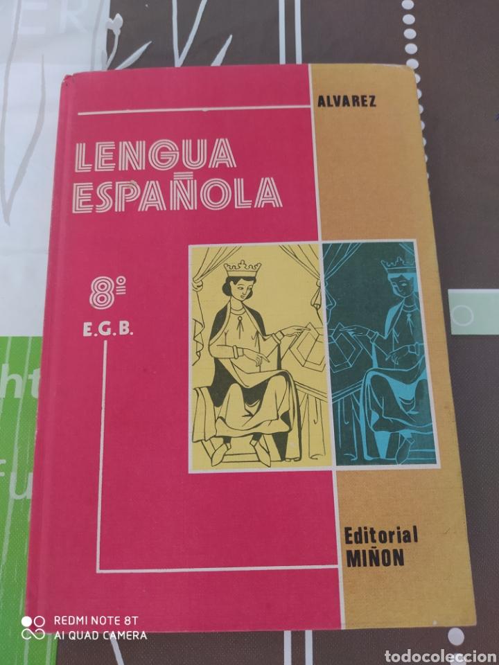 LENGUA ESPAÑOLA 8 E. G. B (Libros Nuevos - Educación - Aprendizaje)