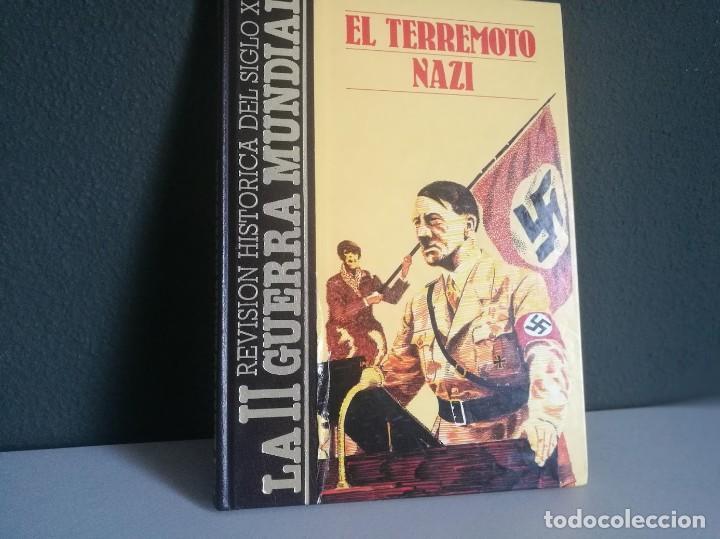 EL TERREMOTO NAZI (SEGUNDA GUERRA MUNDIAL) (Libros Nuevos - Educación - Aprendizaje)