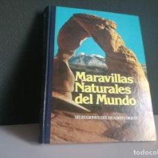 Libros: MARAVILLAS NATURALES DEL MUNDO. Lote 218285965