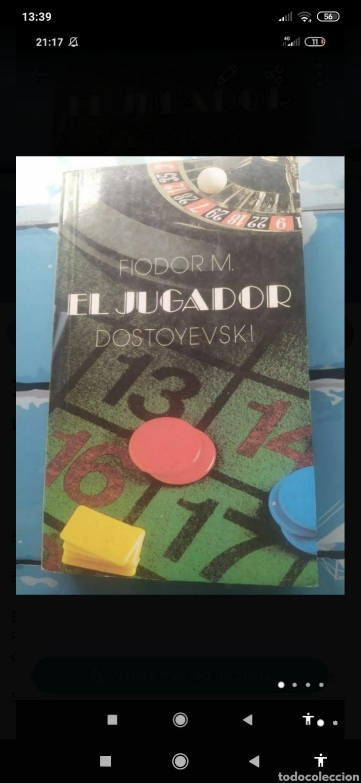 EL JUGADOR, DOSTOYEVSKI (Libros Nuevos - Educación - Aprendizaje)