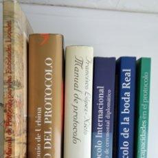 Libros: SEIS LIBROS DE PROTOCOLO. Lote 220951520