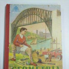 Libros: GEOMETRIA PRIMER GRADO. Lote 221475698