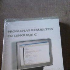 Libros: PROBLEMAS RESUELTOS EN LENGUAJE C, POLITECNICA DE VALENCIA. Lote 221683647