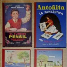 """Libros: LOTE """"EDUCACIÓN EN LA POSGUERRA"""". Lote 223826468"""