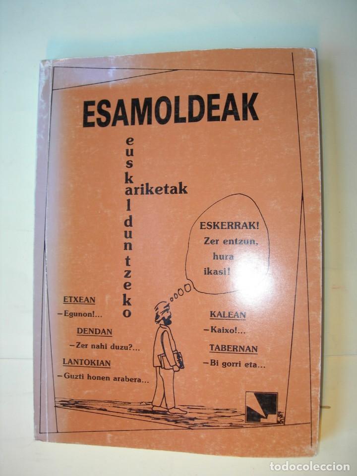 ESAMOLDEAK / EUSKALDUNTZEKO ARIKETAK (Libros Nuevos - Educación - Aprendizaje)