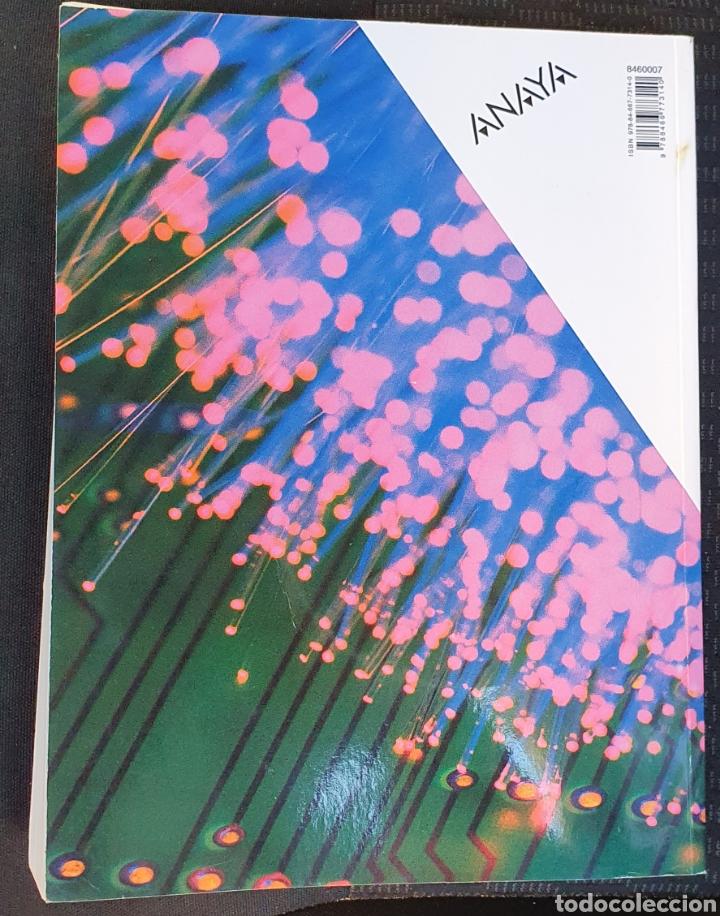 Libros: TECNOLOGÍA DE LA INFORMACIÓN Y LA COMUNICACIÓN ANAYA PRIMERO BACHILLERATO INCLUYE CD! - Foto 2 - 226024136