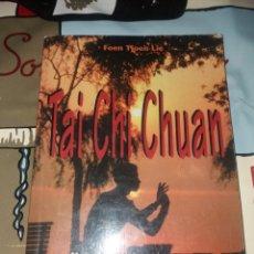 Libros: TAI CHI CHUAN FOEN TIOEN LIE. Lote 228071060