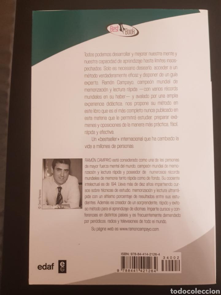 Libros: Ramón Campayo - Desarrolla una mente prodigiosa - Foto 2 - 231887680