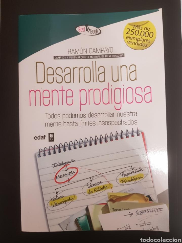 RAMÓN CAMPAYO - DESARROLLA UNA MENTE PRODIGIOSA (Libros Nuevos - Educación - Aprendizaje)