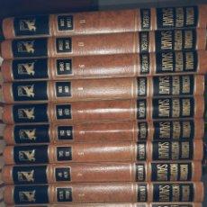 Livros: 11 TOMOS DE ENCICLOPEDIA. Lote 232411035