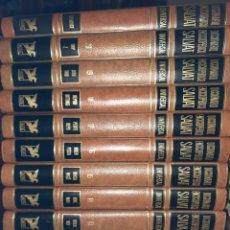 Livros: SEGUNDA MITAD DE ENCICLOPEDIA. Lote 232411440