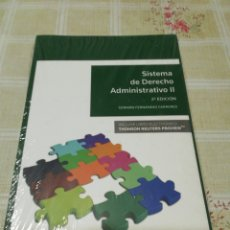 Libros: SISTEMA DE DERECHO ADMINISTRATIVO 2. Lote 233885835
