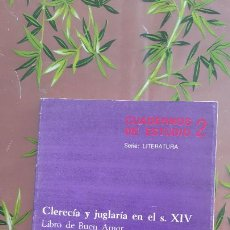Libros: CUADERNOS DE ESTUDIO 2, 4, 6, 7 Y 21. EDITORIAL CINCEL 1986. Lote 235605500