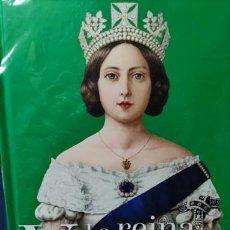 Libros: PODEROSAS RBA LA REINA VICTORIA. Lote 236449620