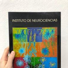Livros: UNIVERSIDAD DE ALICANTE INSTITUTO DE NEUROCIENCIAS. Lote 240379025