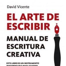 Libros: EL ARTE DE ESCRIBIR. Lote 240989120