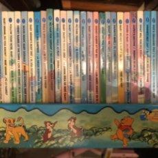 Libros: COLECCIÓN COMPLETA MAGIC ENGLISH, LIBROS + DVDS, APRENDER INGLÉS NIÑOS DISNEY. Lote 242274865