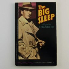 Libros: THE BIG SLEEP. Lote 242961555