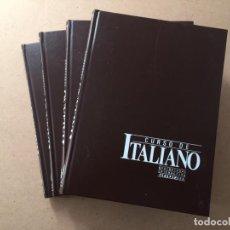 Libros: CURSO ITALIANO PLANETA - AGOSTINI. Lote 243863695