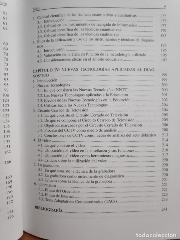 Libros: Ediciones Aljibe Técnicas e instrumentos de diagnóstico en educación - Foto 4 - 243911575