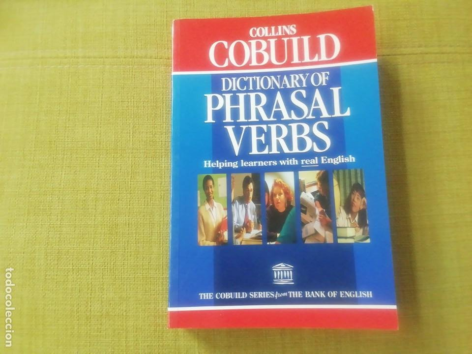 Libros: Dictionary of phrasal verbs. Collins Cobuild - Foto 1 - 244867270