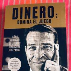 Libros: TONY ROBBINS: DINERO: DOMINA EL JUEGO. Lote 245902410