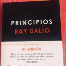 Libros: RAY DALIO: PRINCIPIOS. Lote 246104855