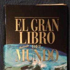 Libros: EL GRAN LIBRO ILUSTRADO DEL MUNDO (EL PERIODICO) BERTELSMAN 1997. Lote 246273190