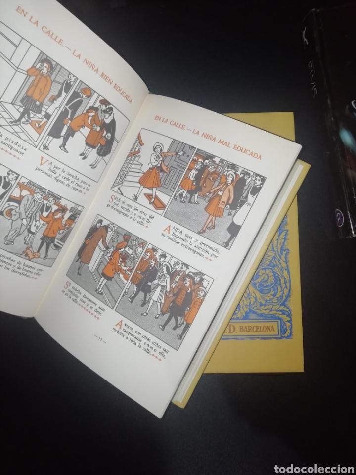 Libros: Cartilla Moderna de Urbanidad. 2 LIBROS EDITORIAL F.T.D BARCELONA - Foto 2 - 248987270