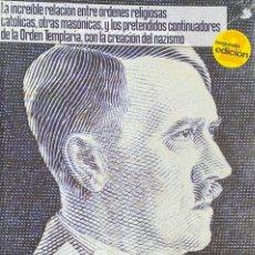 Libros: LIBRO LA CRUZ Y LA SVASTICA LA HISTORIA OCULTA DEL NAZISMO PRECINTADO AQUITIENESLOQUEBUSCA ALMERIA. Lote 254007840