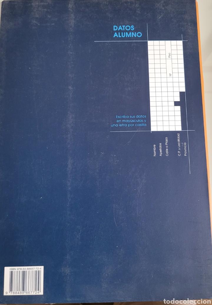 Libros: Cuaderno de prácticas de psicología general. Francisco Javier Menendez - Foto 2 - 256118245