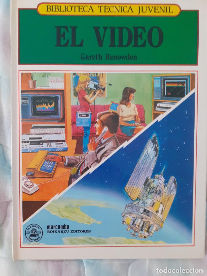ENCICLOPEDIA TÉCNICA JUVENIL - EL VIDÉO - CARETH RENOWDEN (Libros Nuevos - Educación - Aprendizaje)