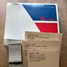 Libri: CHER AMI. UNED 1998. COMPLETO. SIN ESTRENAR.. Lote 259245510
