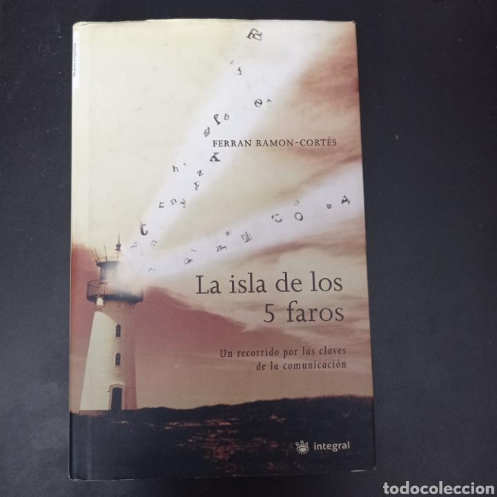 LA ISLA DE LOS 5 FAROS , FERRAN RAMON-CORTES , TAPA DURA (Libros Nuevos - Educación - Aprendizaje)