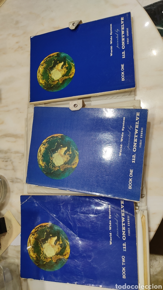 Libros: English course world wide system. Curso de inglés. Curso de inglés. Cintas de cassette más libros. - Foto 4 - 261784720